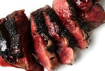 Carnivorous / *cooking meat*