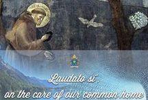 POPE FRANCIS -- LAUDATO SI' ENCYCLICAL