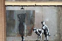 Banksy / Artiste : Banksy