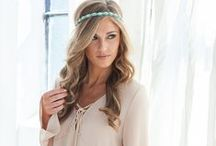 Festival Style / Boho chic looks for Summer concerts and festivals.