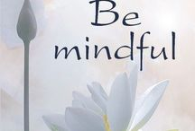 Mindfulness / Mindfulness is a daily practice. Get in sync with yourself www.mikayla-holmes.com