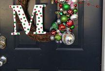 Decorations / Xmas decorations