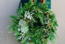 Christmas wreath / Dekorations