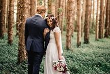 Woodland Weddings / Woodland weddings are so natural and beautiful. This board is full of ideas for people looking into a woodland wedding