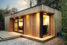 Steel Style / Containers in de tuin