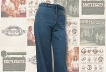 """Our History / 1971, everyone lived in blue jeans. That's where Bootlegger took its cue, riding high on a wave of blue denim in BC.   Our first stores were made with natural cedar, an uncluttered look, and the """"pant wall"""" featuring an unrivaled selection of jeans - which still holds true as our trademark to this day.  Fast forward over 40 years later and you'll find Bootlegger across Canada, still here to help you find the best fit and size in your wardrobe staple (jeans), and some great fashion pieces too"""