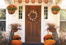 Fall Seasonal Decorating