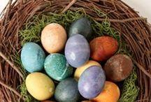 Easter / Decoration DIY Food & Sweets