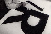 LETTERS & PICTURES / zapomniana sztuka typografii i projektowania