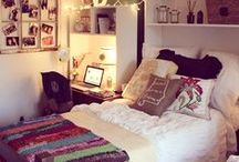 Dorm Sweet Dorm / College Apartment / Mostly PBteen and IKEA / by Maybaby ♥