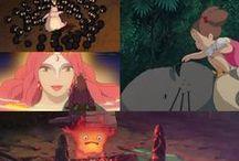 Studio Ghibli / ''There was a magic world called Ghibli''