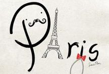 Paris mon Amour ♥ / my biggest dream since I was a little girl
