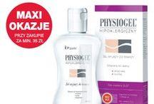 Maxi Okazje w Super-Pharm! / Oferta ważna od 16.01.2014 r. do 29.01.2014 r. lub do wyczerpania produktów promocyjnych, przy zakupach za min. 35 zł.