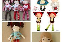 Idées couture - poupées, doudous…