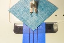 Quilting Tips and Tricks / Ideas that we have found to help you through your quilting journey.