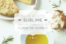 TGLE - Paris - Manifeste / The Good Life Embassy ouvrira ses portes à Paris les 23 et 24 mai. Il s'agit d'un lieu où plaisir rime avec santé, dédié à faire partager la passion de la cuisine à travers une série d'activités auxquelles participeront de grands noms de la gastronomie.  Ceci est notre manifeste.  / by Olive Oils from Spain