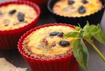 Recettes d'Entrées : Soupes, Soufflés et Flans / Ouvrez les appétits avec gourmandise et raffinement.   Découvrez nos recettes d'entrées faciles, rapides et délicieuses pour bien commencer vos repas.  Que les festivités commencent ! Miam !