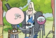Regular Show & Gumball