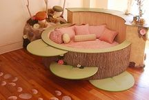 children's bedroom ideas / Every child wants a cool bedroom. Give your kids a treat and make theirs something special.