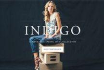 inspired by indigo