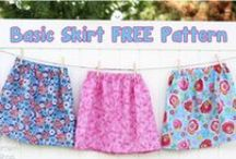 Free Children's Patterns / A collection of little girl's free sewing patterns