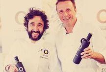 The Good Life Embassy #TGLE - Chicago / Here are the highlights from The Good Life Embassy at Taste of Chicago where the talented chefs Diego Guerrero and Marc Murphy surprised the crowds with amazing recipes made with Olive Oils from Spain!