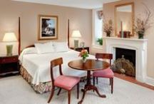 Rooms and Suites at John Rutledge