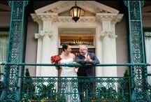 Weddings at the John Rutledge House Inn