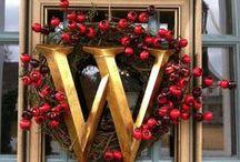 Wreaths / by Greg Christensen