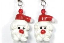 SBD Christmas Earrings / All your favorite Sky Blue Designs Christmas and holiday earrings in one place!
