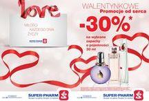 Oferta Walentynkowa ważna od  29.01.2015r. do 15.02.2015 r. / Zapraszamy do Super-Pharm po najlepsze promocje!
