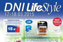 Wiosenne Dni LifeStyle 17-18.03.2015 r. / Wiosenne Dni LifeStyle - start! Zapraszamy do drogerii Super-Pharm po najlepsze promocje!