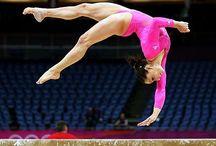 Gymnastics / Awesome gymnastics / by Haley Ross