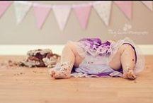 Smash the cake baby