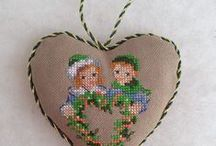 Hearts Forever / There is so much art in the shape of a heart and what it stands for, so I decided to collect hearts of every form and medium for my pleasure as well as for those who love hearts too.  Also I wish to thank all of you who love hearts and made available their pins.  However, if any of you are the original pinners and do not wish their work to be pinned, kindly let me know so that I remove it from this collection.