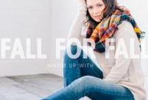 fall for her // 2015 / Fall is upon us Canada! Time to get ready for cozy, inside days, carving pumpkins and (you guessed it) back to school shopping!