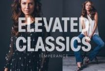 elevated classics // fall 2015 / ~Fall 2015 Temperance Collection~ Timeless pieces to anchor your wardrobe