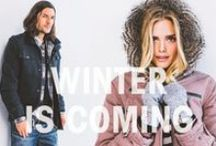 winter is coming // 2015 / It's time to bundle up and get cozy!