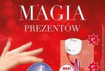 Magia Prezentów :) Nowa gazetka ważna od 26.11 do 09.12