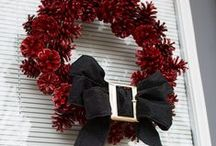 Wreaths for Every Season / An inspirational collection of wreaths perfect for any season.