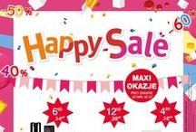 Happy Sale! Nowa gazetka ważna od 07.01 do 20.01