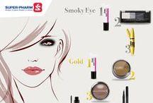 Karnawałowy poradnik makijażowy / Karnawał to czas zabawy! To też idealny moment na chwilową zmianę wizerunku :) Jaki makijaż wybierzecie dla siebie na tę noc? Przychodzimy z pomocą i podpowiadamy: jak konturować twarz, jak wykonać makijaż ust w stylu ombre oraz jak zrobić uwodzicielskie smoky eye lub elegancką wersję gold :)