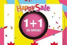 Happy Sale trwa! Nowa gazetka ważna od 21.01 do 03.02