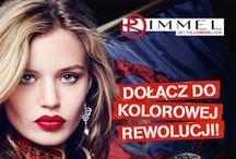 Tydzień z marką Rimmel / Dołącz do Kolorowej Rewolucji marki Rimmel. Odwiedź https://www.facebook.com/super.pharm i poznaj szczegóły.
