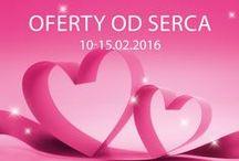 Oferty od Serca! Gazetka ważna od 10.02 do 15.02.