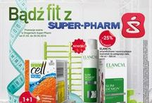 Bądź fit z Super-Pharm! Gazetka ważna od 31.03 do 30.04.