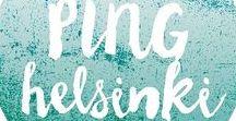 PING Helsinki hosted by Långvik 13.5.2016 / PING Helsinki on Pohjoismaiden suurin sisältömarkkinoinnin businessfestivaali, joka tuo päiväksi yhteen yritysten viestintä- ja markkinointipäättäjät sekä sosiaalisen median sisällöntuottajat – Suomen eturivin bloggaajat, tubettajat ja instaajat.