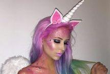 Unicorn Costumes / Inspiration for your unicorn costume needs.