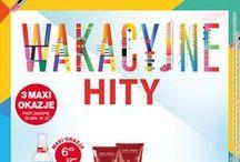 Wakacyjne Hity - Gazetka ważna od 14.07. do 27.07.