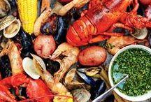 Can U SEA-FOOD?